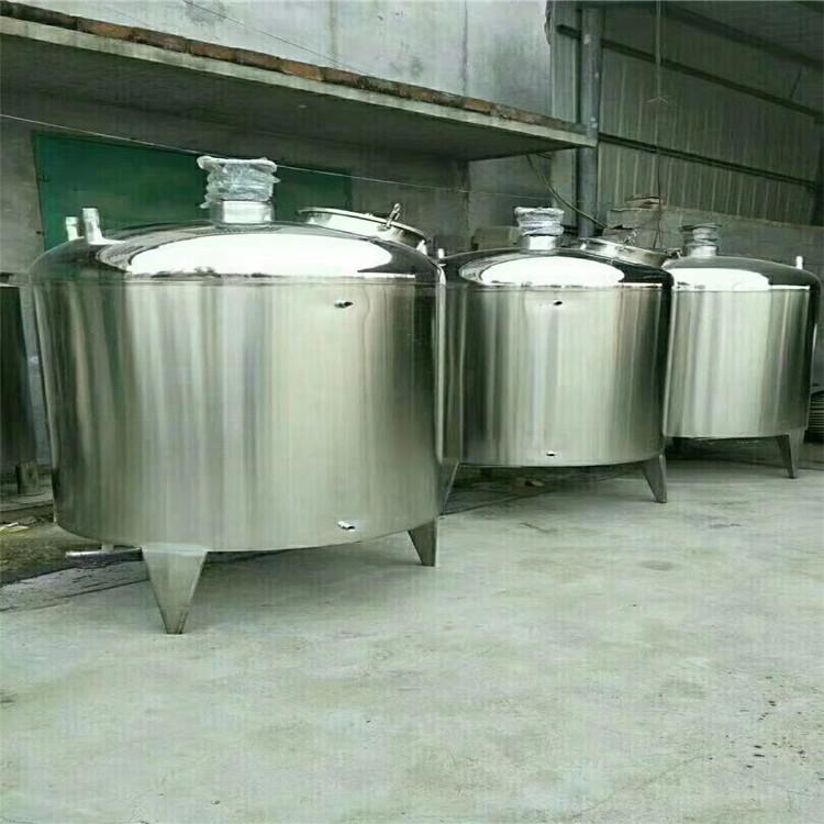 苏州二手4立方不锈钢储罐经销商
