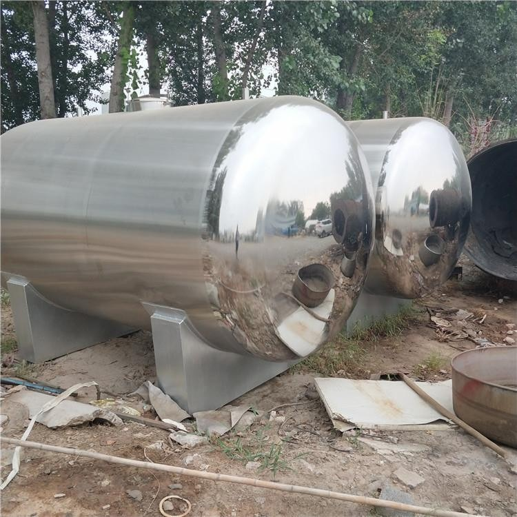 杭州二手30立方不锈钢储罐供应商