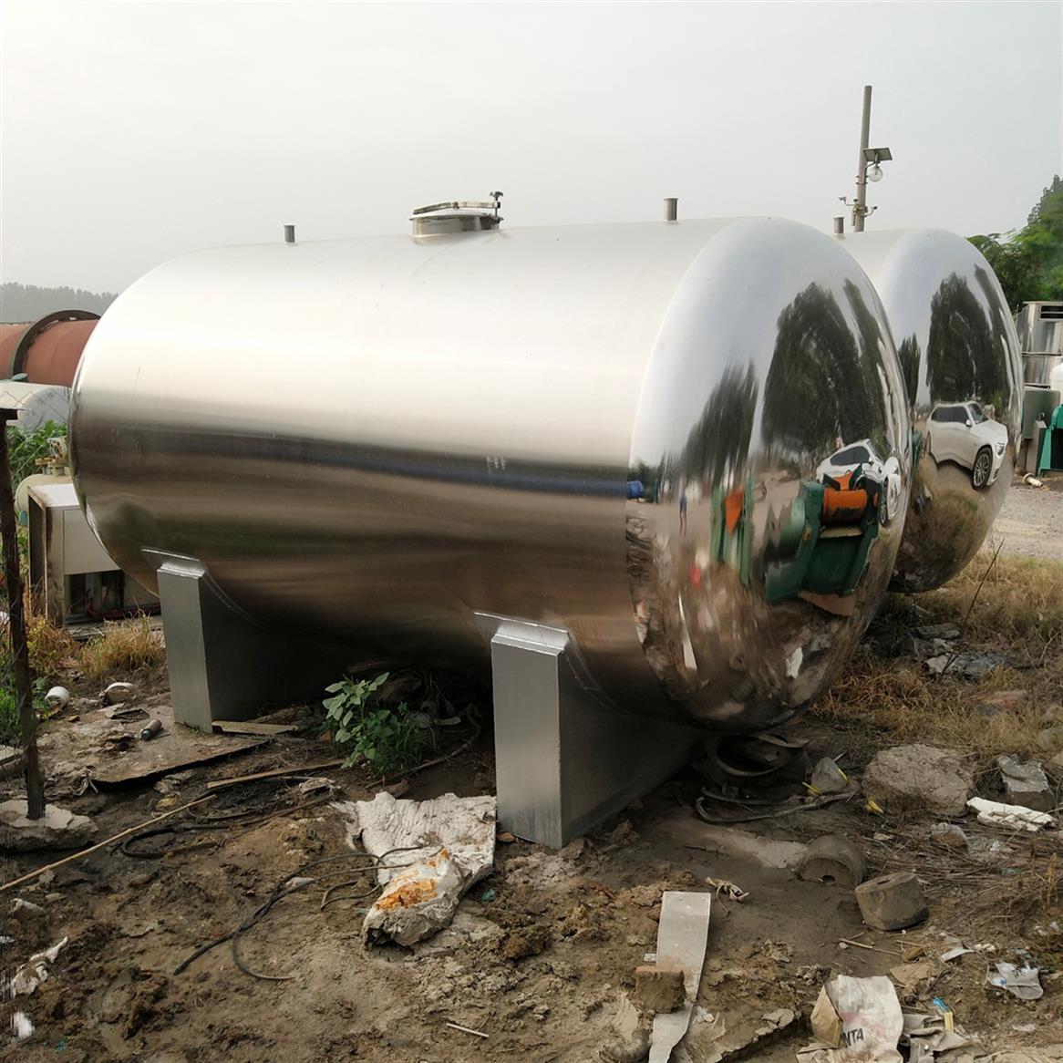 苏州二手304不锈钢储罐供应商