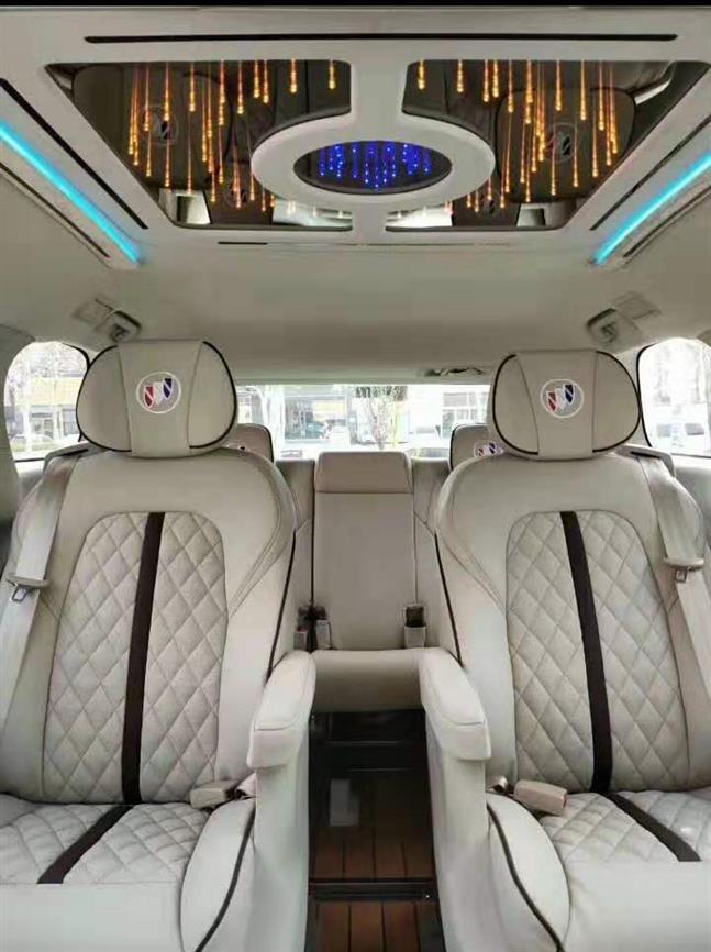 长宁别克GL8改装升级航空座椅木地板