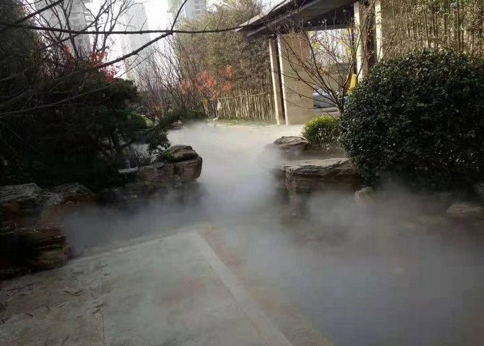 玉溪喷雾加湿系统管道材质