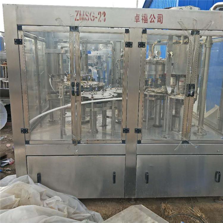 合肥回收二手矿泉水设备厂家
