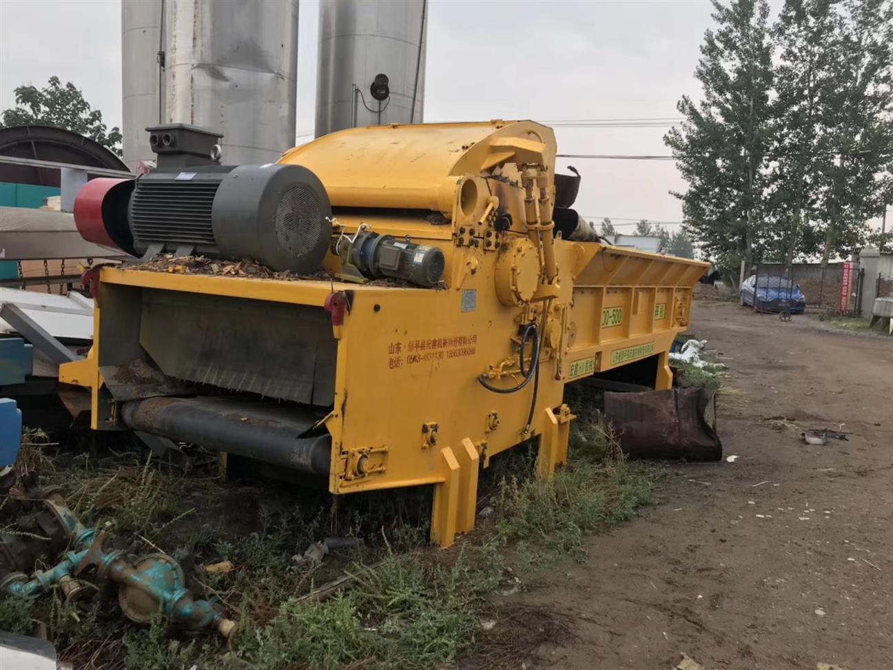 呼和浩特回收二手木材综合破碎机厂家