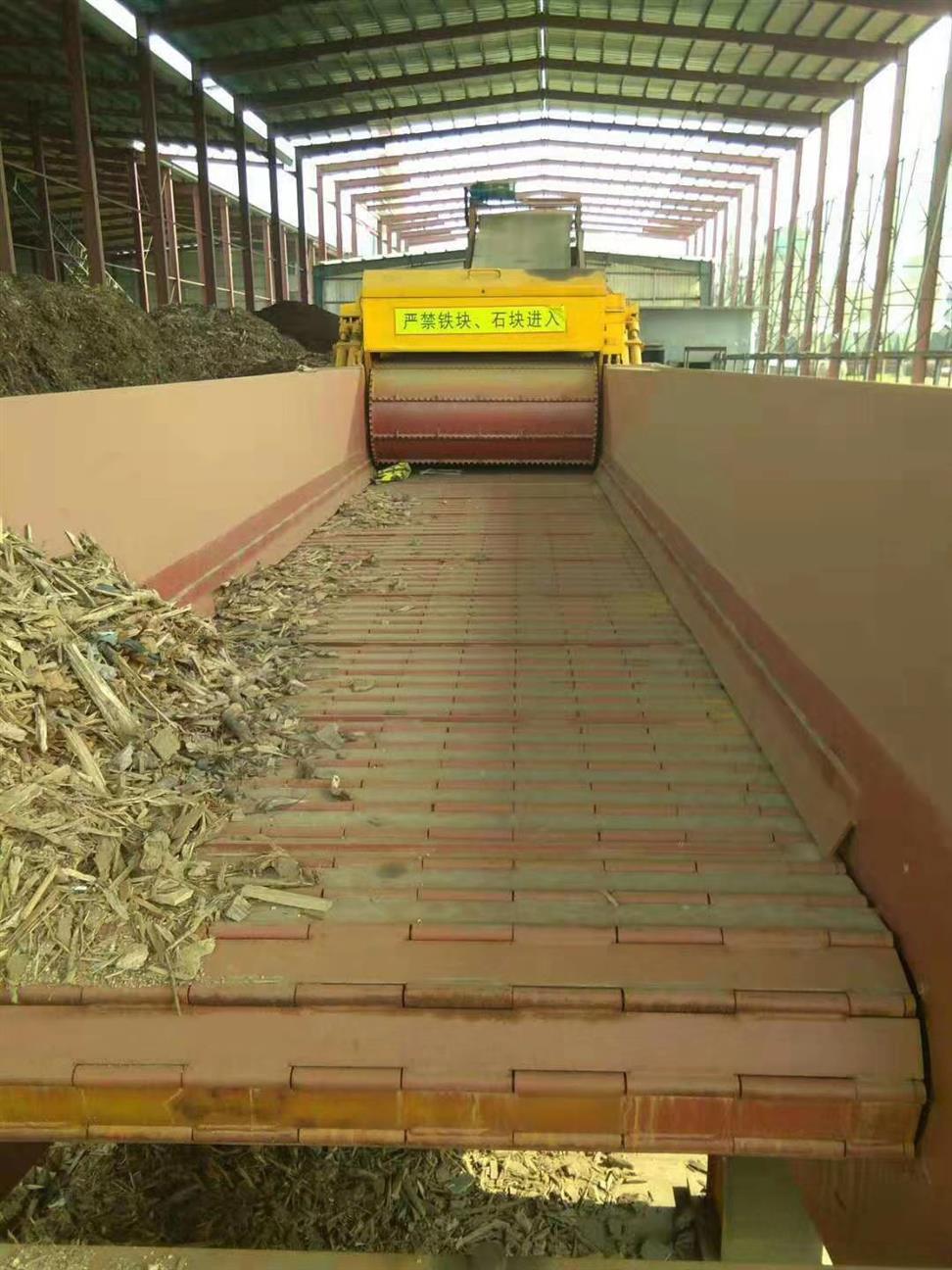 衡阳回收二手木材综合破碎机