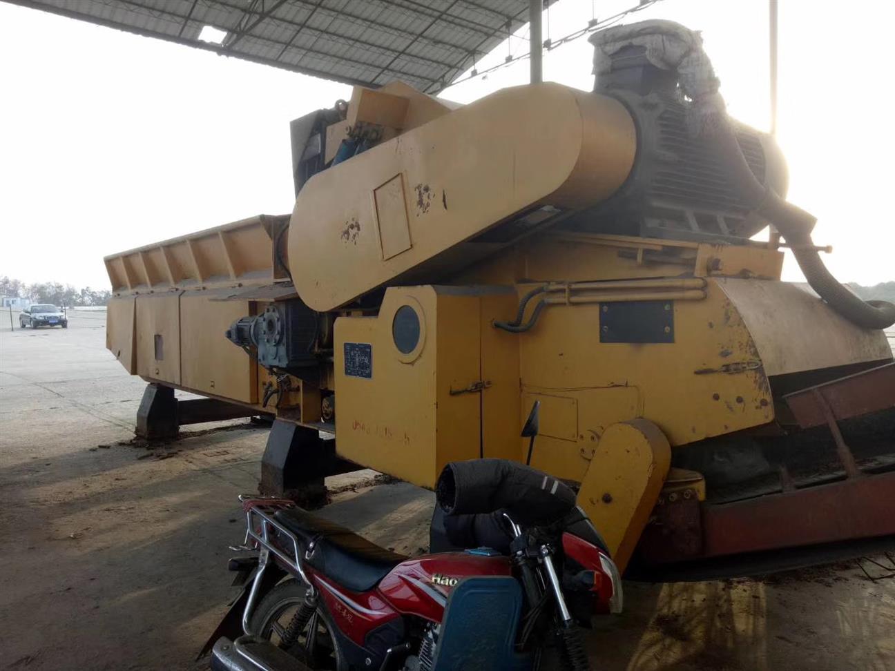 泸州回收二手木材综合破碎机