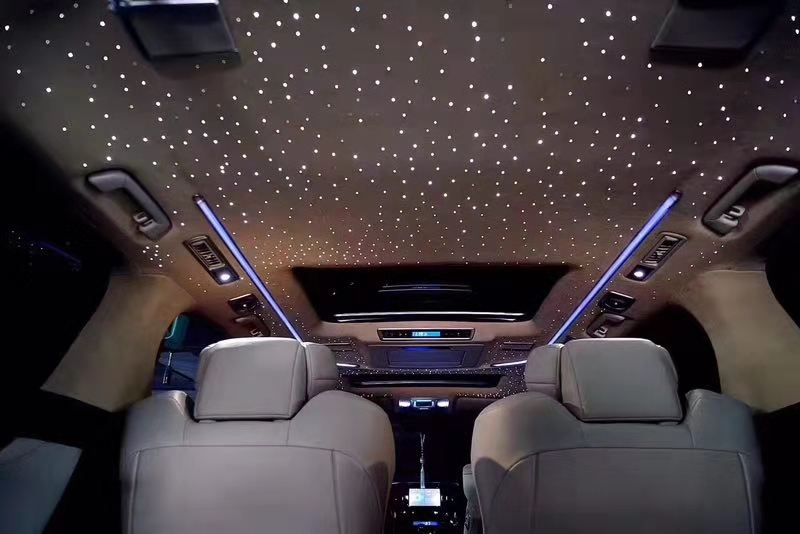 上海丰田塞纳内饰改装商务车