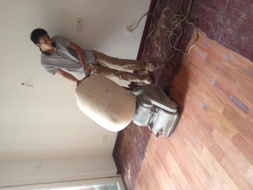 木地板翻新电话