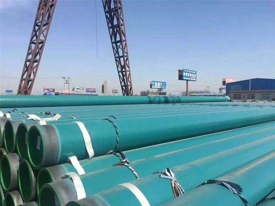 常州TPEP防腐钢管公司新闻