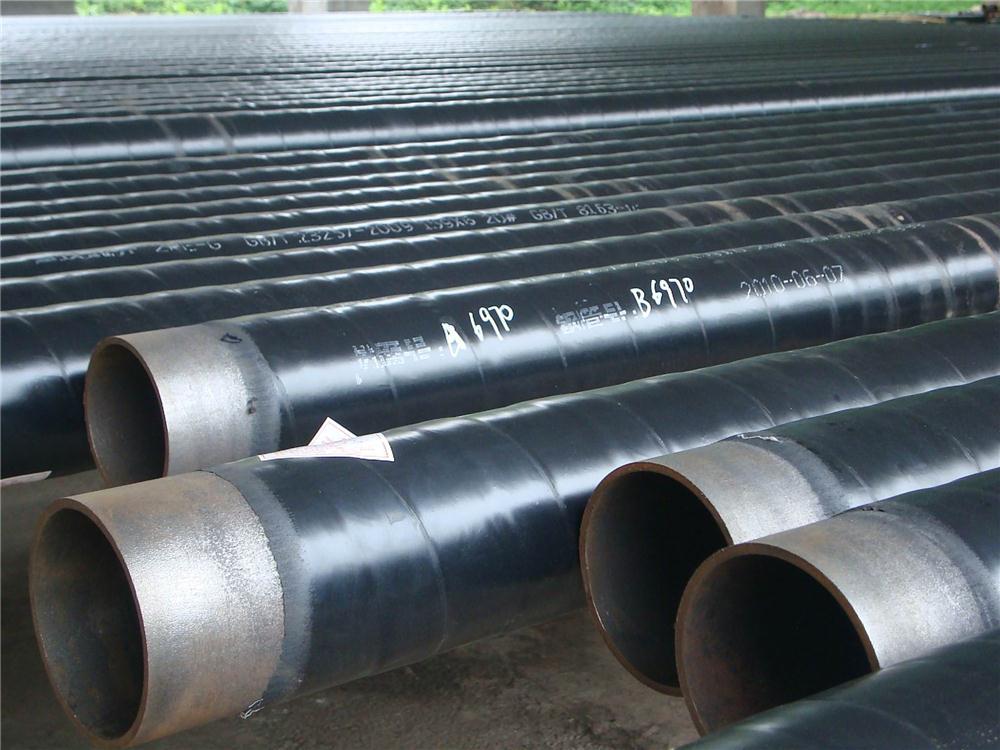 南宁大口径IPN8710B防腐钢管