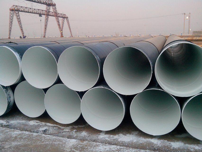 泉州厚壁IPN8710B防腐钢管