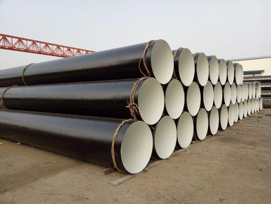 长春大口径IPN8710B防腐钢管