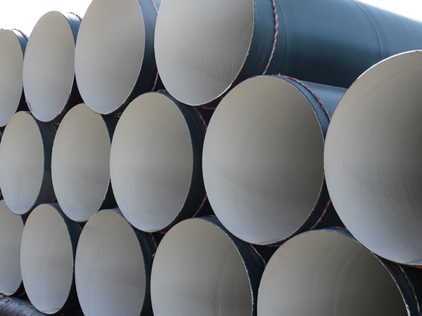 汕头大口径IPN8710B防腐钢管
