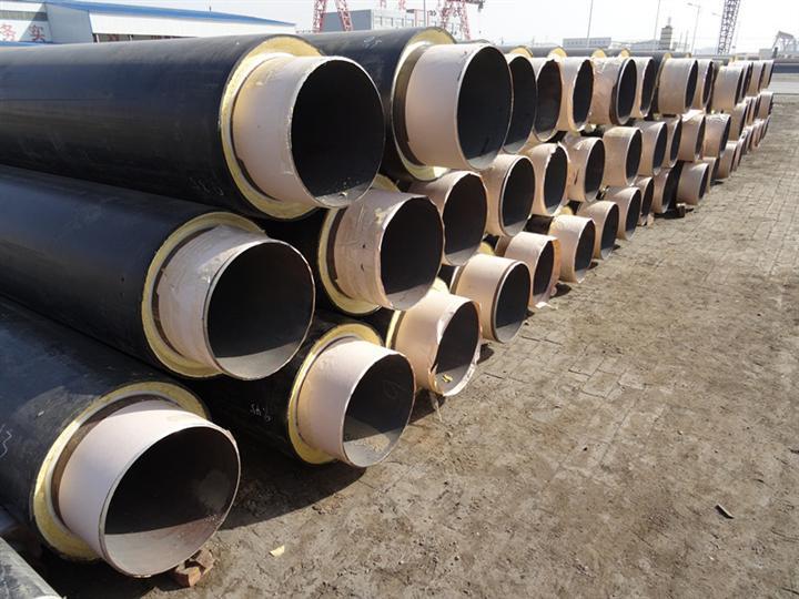 大连预制直埋保温钢管加工厂