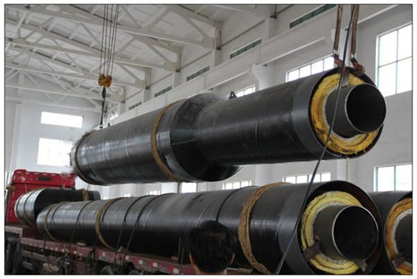 包头预制直埋保温钢管加工厂