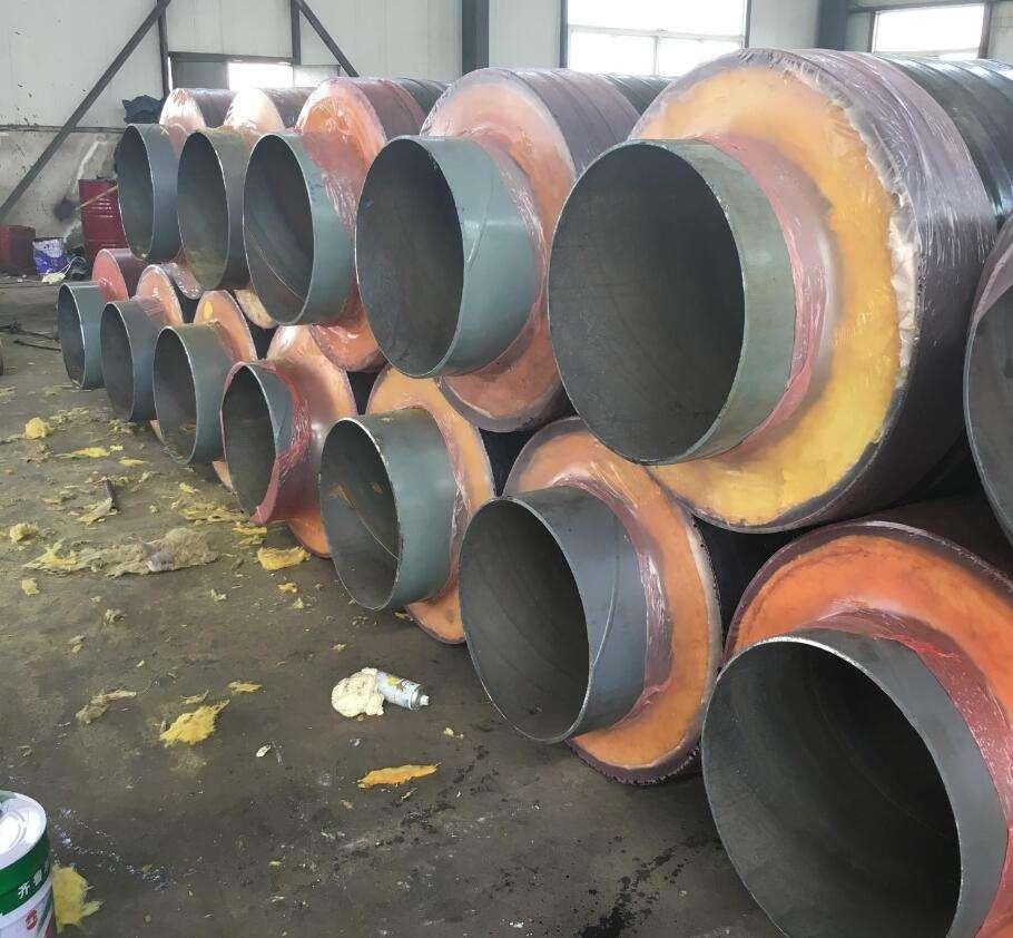 绵阳预制直埋保温钢管厂家