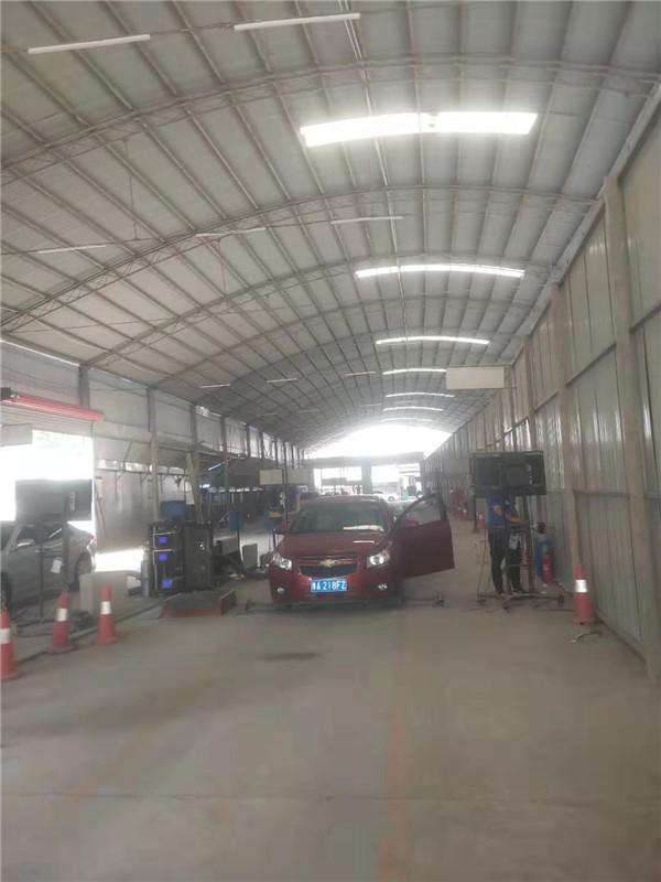 郑州机动车年审流程费用