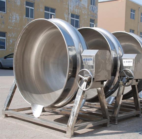 蒸汽加热蒸煮设备