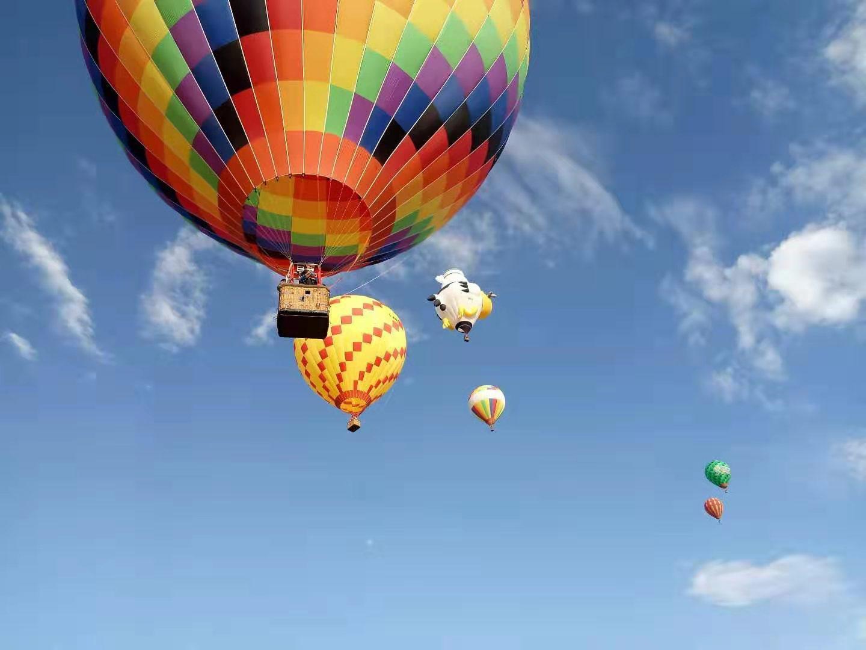 合肥网红载人热气球飞行体验系留飞行