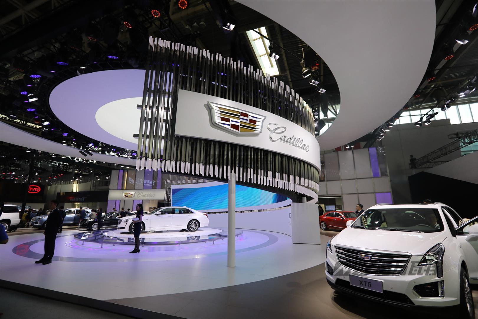 上海汽车展光地搭建公司