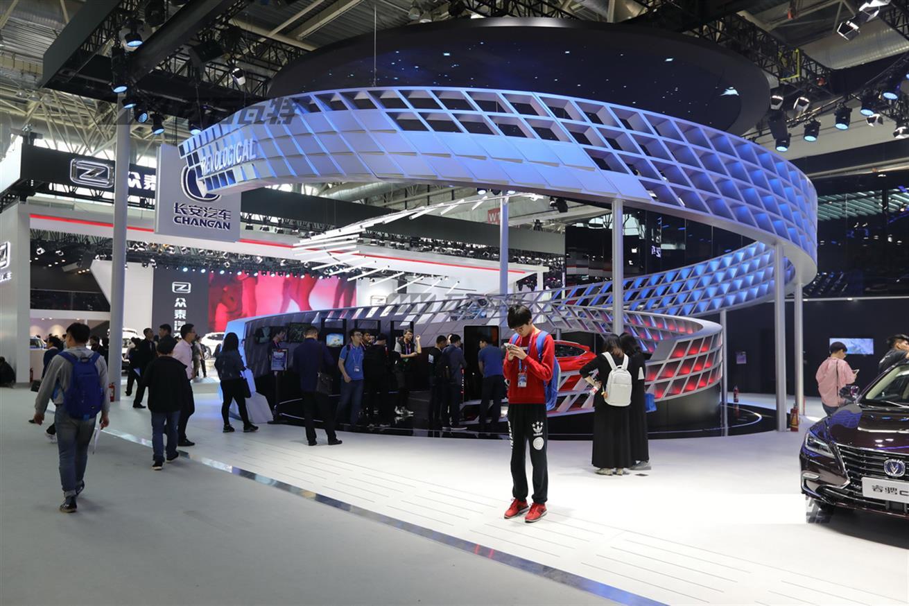 北京汽车展搭建公司