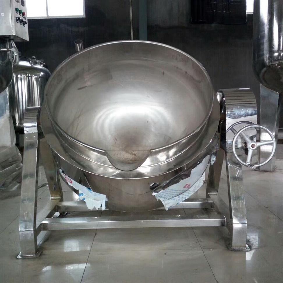 咸阳立式夹层锅