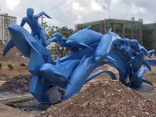 江西文化雕塑厂