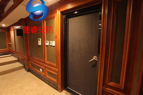 惠州软包防火隔音门