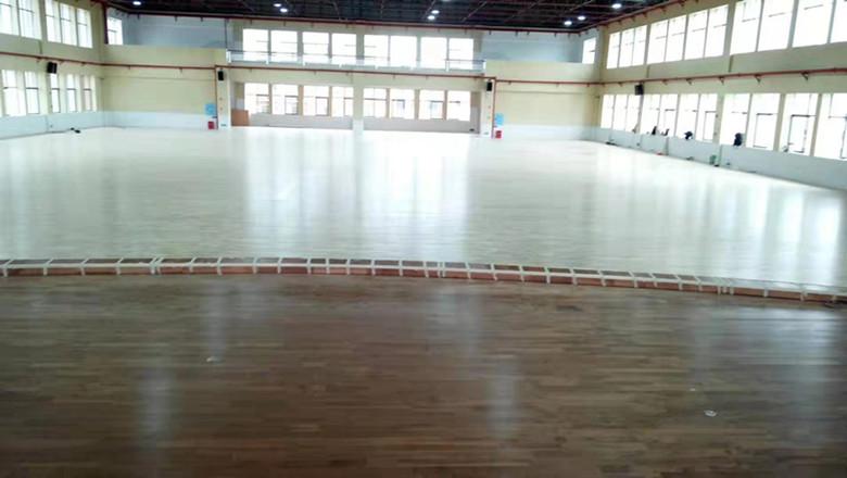梁河县运动木地板