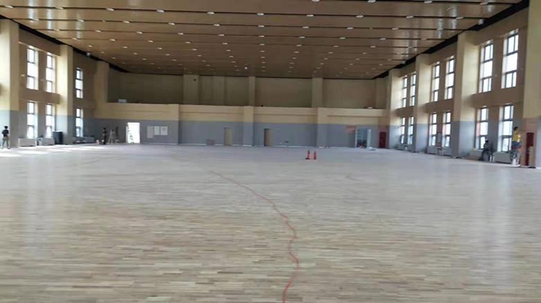 宜良县运动木地板