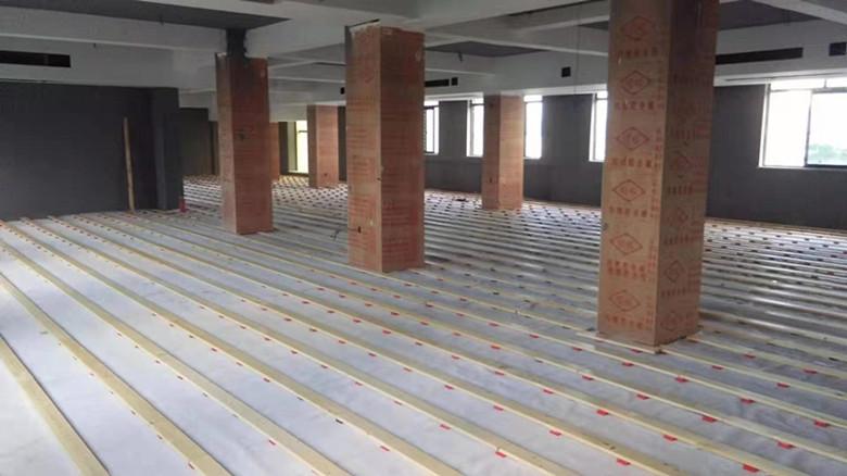 运动木地板生产