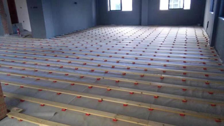 桂林学校乒乓球木地板
