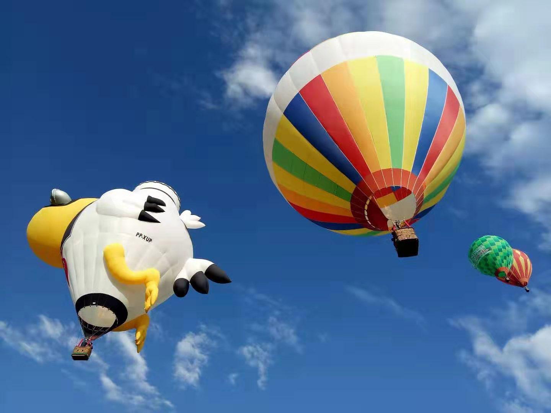 滨州网红载人热气球飞行体验系留飞行