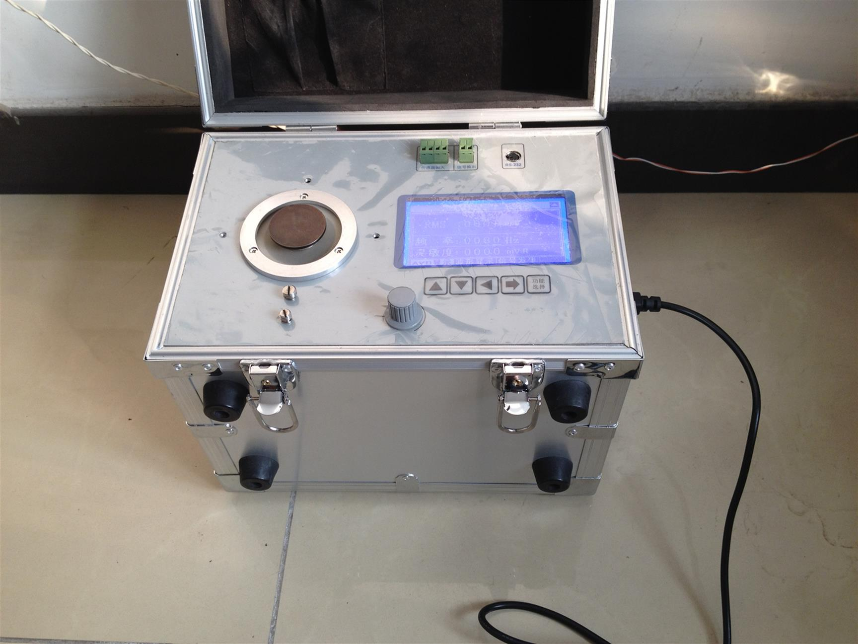 揭阳VEC-12振动设备校准仪型号