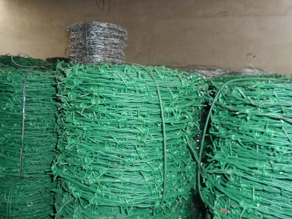 广西包塑刺绳