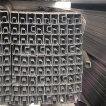 合肥32*32护栏凹槽管厂