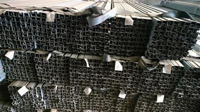 邯郸40*80护栏凹槽管厂