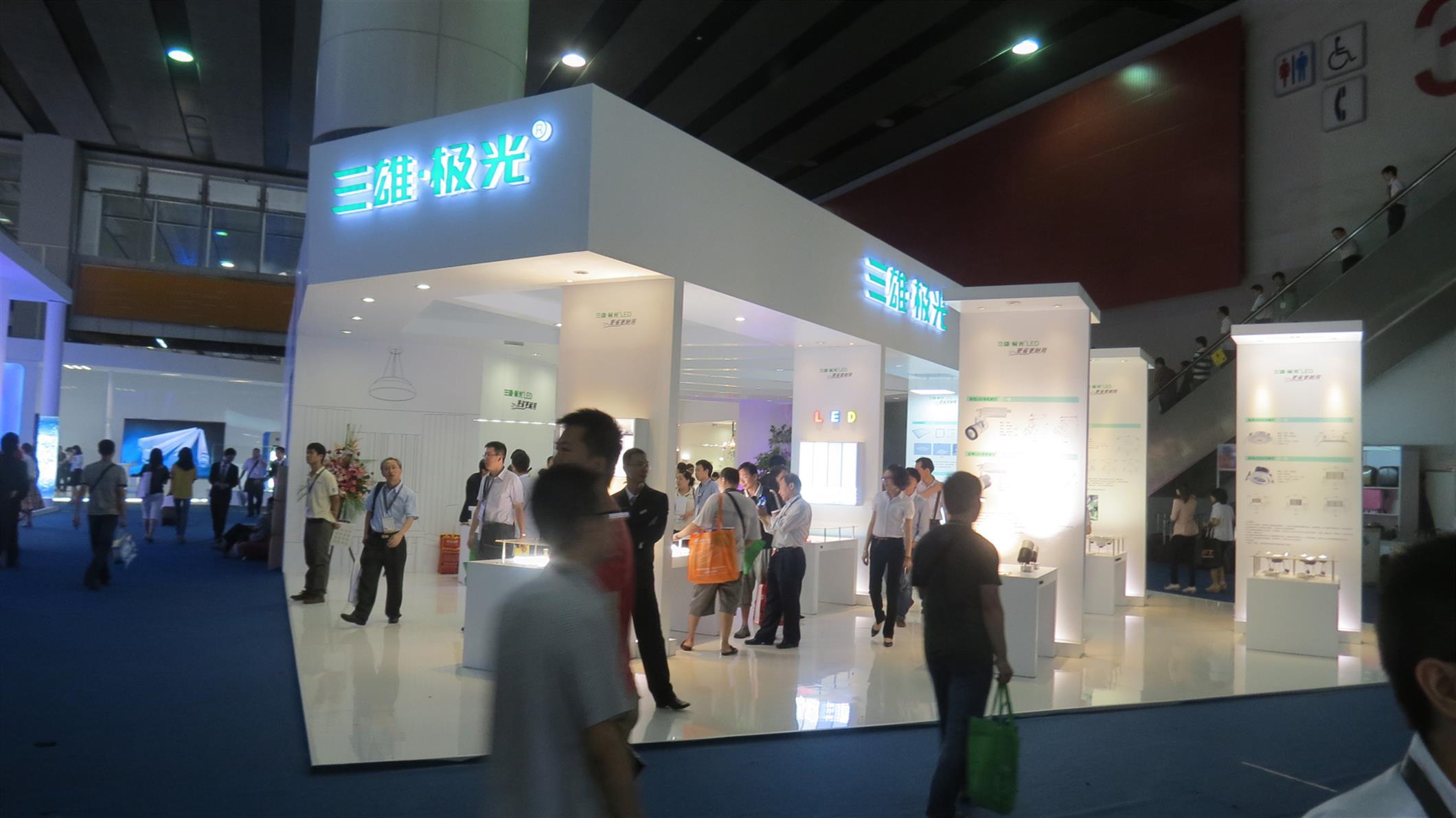 广州照明展装修公司