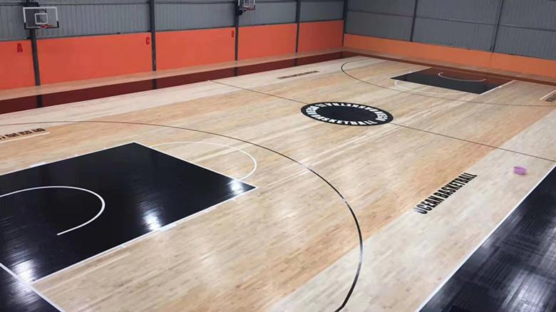 安徽体育馆木地板规格