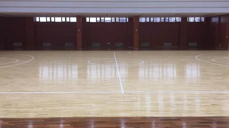 北海体育馆木地板厂商