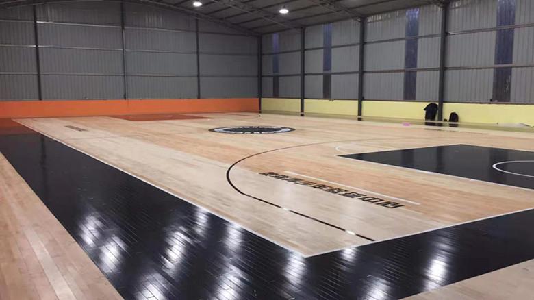 常德体育馆木地板