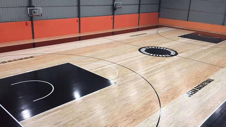 鄂州体育馆木地板厂