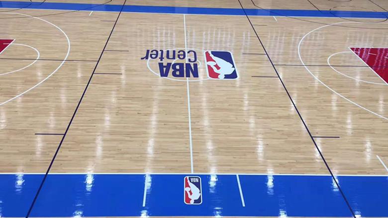 安徽体育馆木地板型号