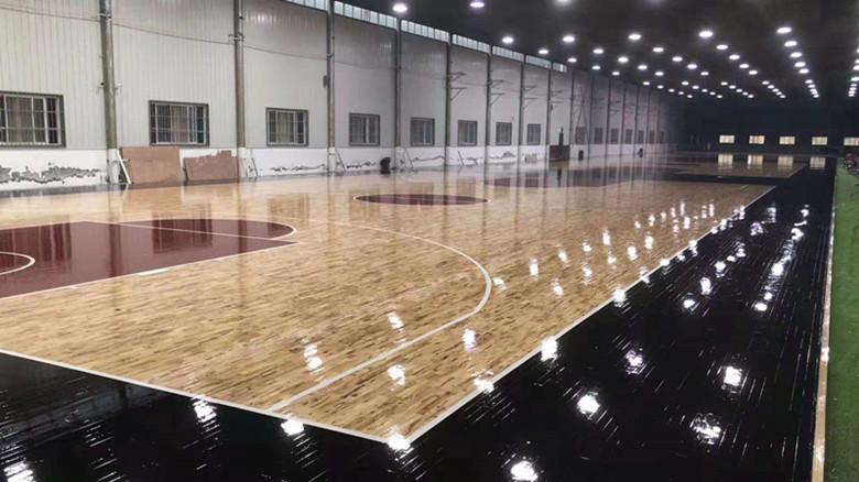 宜昌体育馆木地板厂