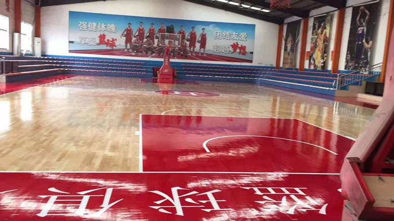 毕节体育馆木地板出售