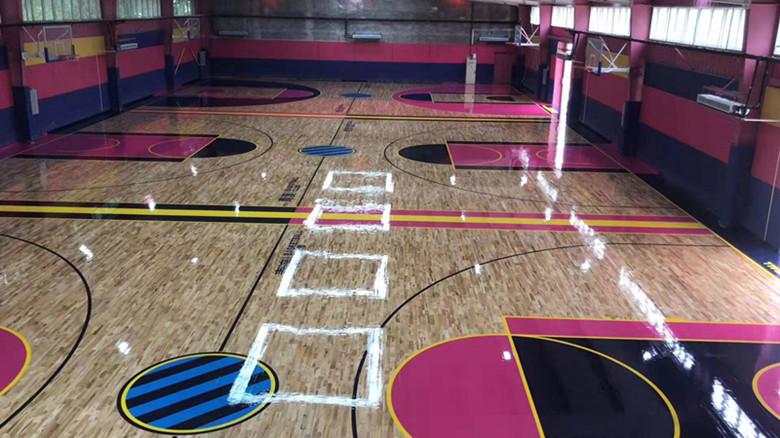 城步县桦木体育馆木地板报价