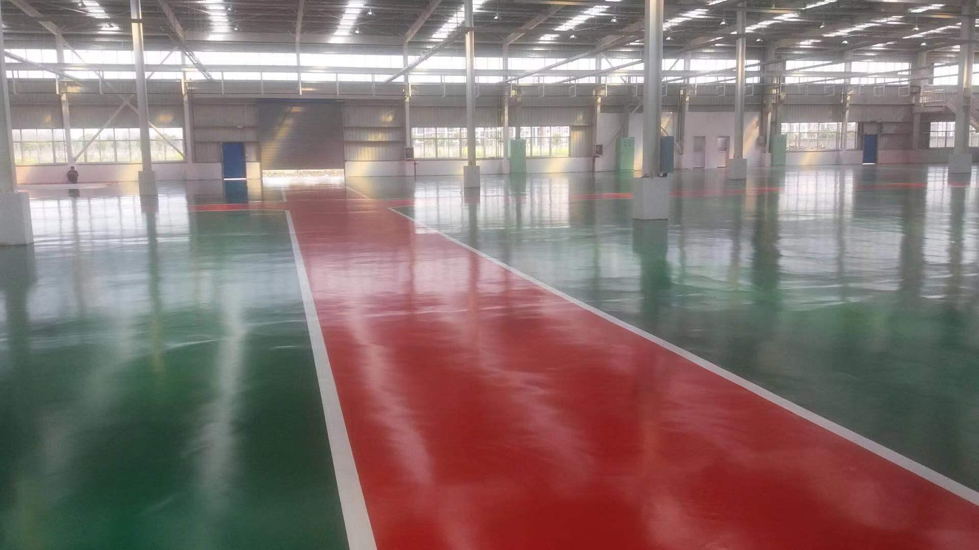 东营混凝土固化剂地坪公司