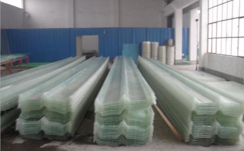 潮州FRP采光板生产