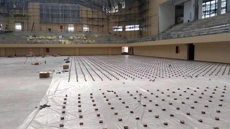 晋中篮球馆木地板