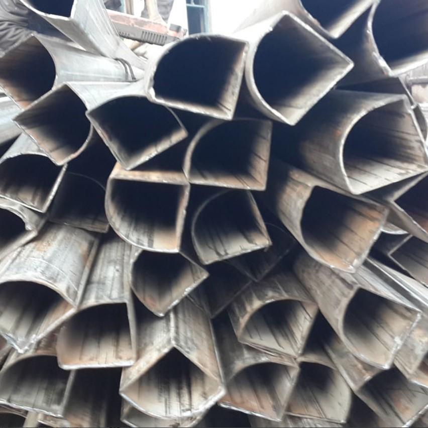 宜昌60*60厚壁扇形管厂