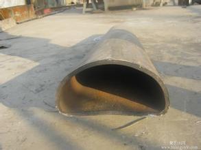 西安40*80半圆管厂